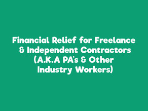 Freelancers & Independent Contractors: How to Receive a $1,000 Government Grant