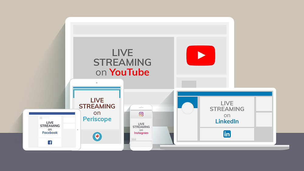 Live streaming Across All Platforms