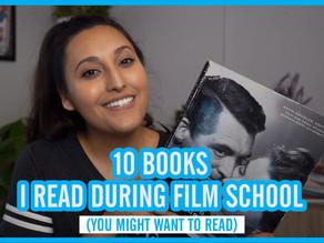 10 Books I Read During Film School