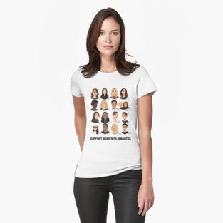 Support Women Filmmakers T-Shirt