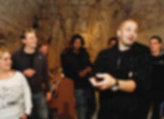 Stress, Chor auf Bewährung, SRF, Yves Schifferle