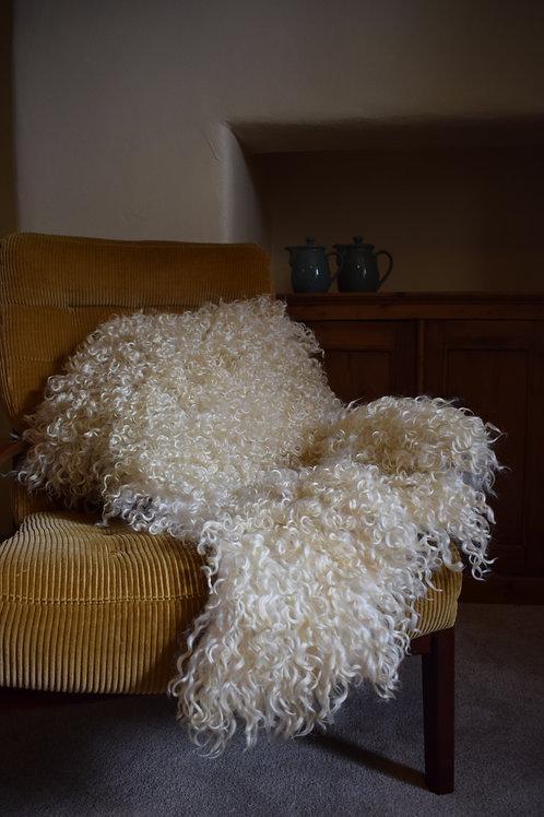 Masham Felted throw/rug