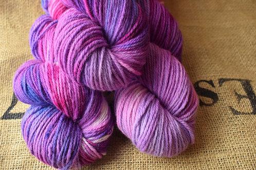 'Berry Twist' Merino Yarn Dk 100g