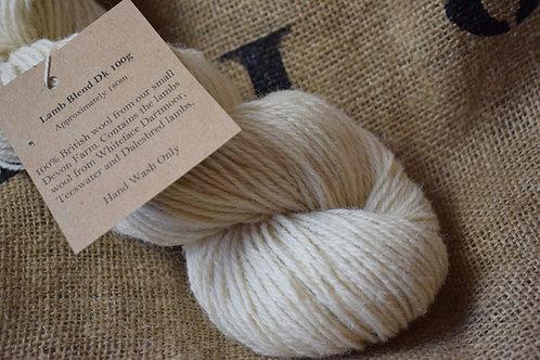 Lambs Wool Dk 100g