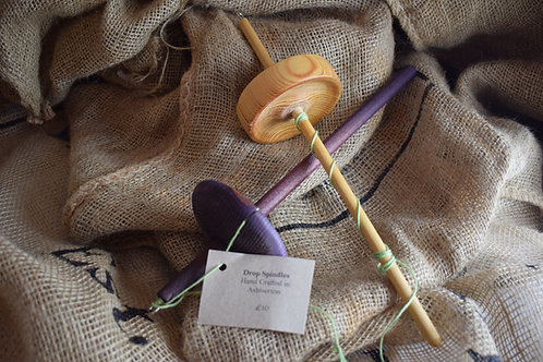 Drop Spindle - Hand Made