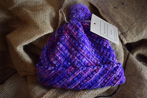 Hats - Adult Medium - Purple