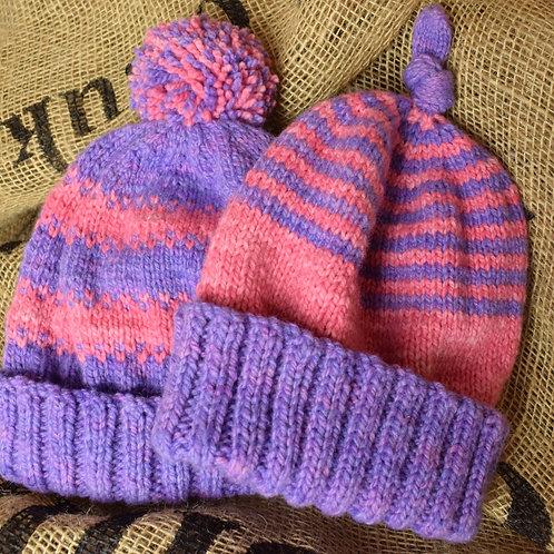 Children's Merino Hats
