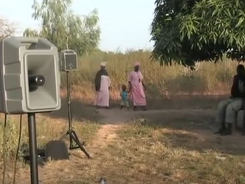 Missionaries rely on Sound Projections