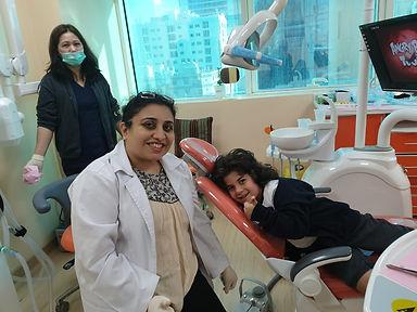 Pediatric Dentist in Dubai