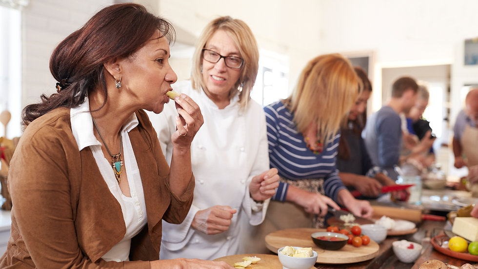Gift Certificate: Private Cooking Party with Georgia