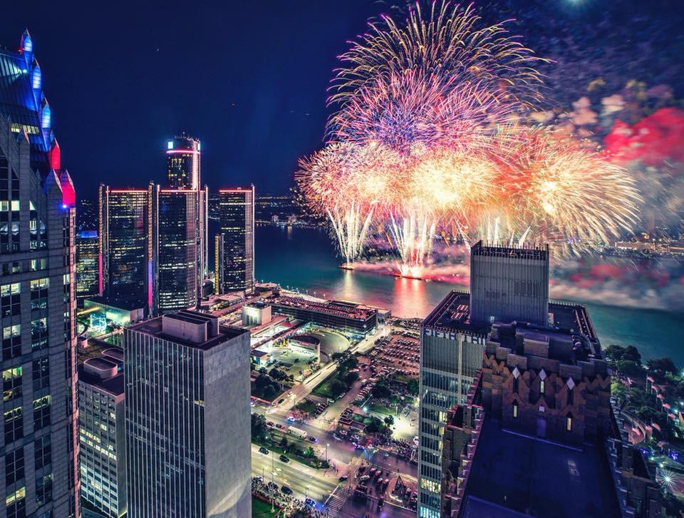 Copyright Camera Jesus 2018: Detroit Independence