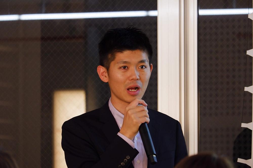 小林孝徳氏 / 株式会社ニューロスペース 代表取締役