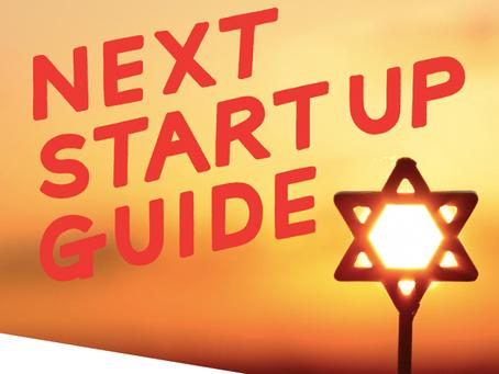 「ゼロイチの国」イスラエルの注目スタートアップ、Quartz Japan主催ウェビナー「Next Startup Guide」のレポート記事がNewsPicksにて公開