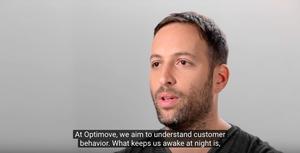 Optimove社 CEO、Pini Yakuel氏による技術紹介