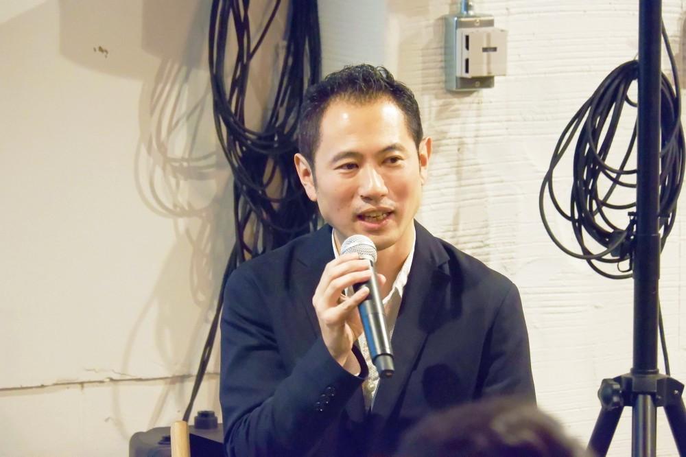 株式会社ガイアックス 開発部 ブロックチェーン担当マネージャー・峯 荒夢氏