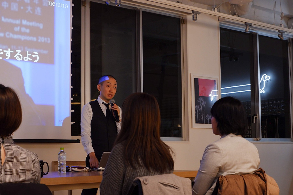 若林 龍成氏 / 株式会社neumo代表取締役