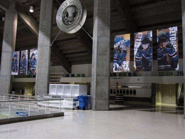 Stadium Interior Graphics