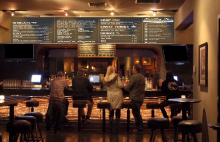 Restaurant applications