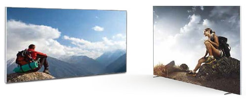 Indoor Displays Single Sided or Double Sided