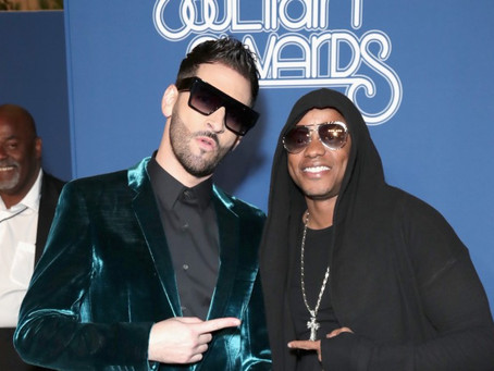 Jon B and Donell Jones Music Collaboration