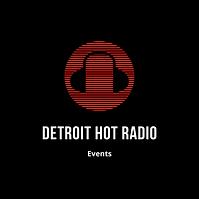 Black, White and Turquoise Headset DJ Mo