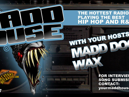 Madd House Radio Comes To LasVegasHotRadio
