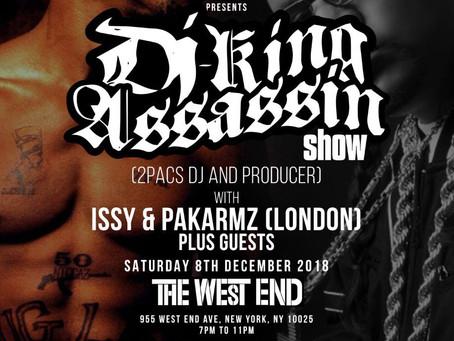 DJ King Assassin Show