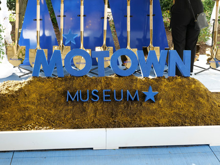 MOTOWN MUSEUM EXPANSION HITS HALFWAY POINT IN FUNDRAISING CAMPAIGN AND PROJECT UNDERWAY