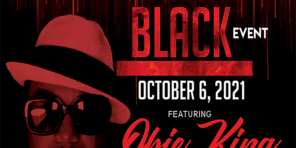 Red & Black Event with Obie King