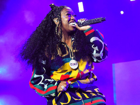 Missy Elliot Announces A New Finished Album