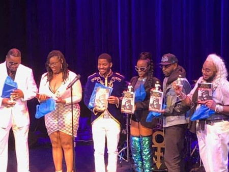 Detroit Hot Radio Honors Local Outstanding Recording Artists of Detroit.