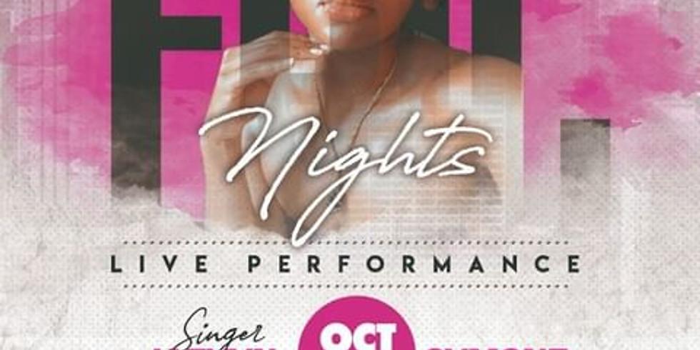 Detroit Hot Radio Epic Nights presents