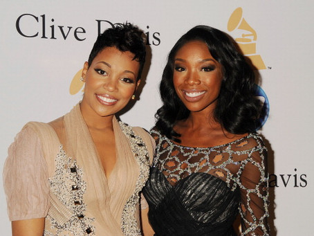 "As a part of the ""Femme It Forward"" Brandy & Monica will be Touring Together"