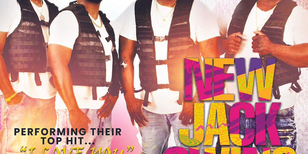 New Jack Swing Event with 1104