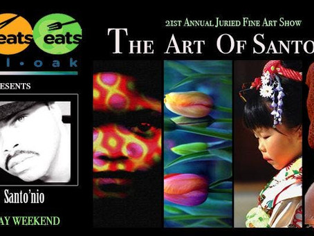 The Art of Santo'nio @ The Ford Arts Beats & Eats