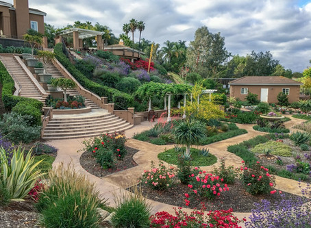 SPRING GARDEN TOUR CANCELLED: Poway's Peaks and Valleys