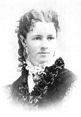 The image of Kate Sessions as young woman, is a free to use, public domain image.