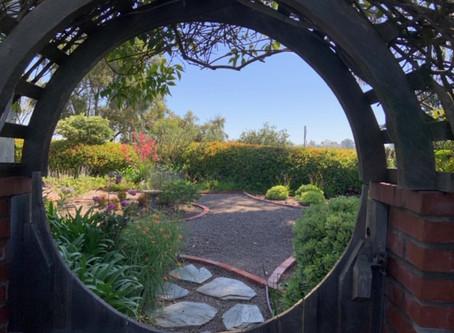 SHARING SECRETS: Garden Structures Galore