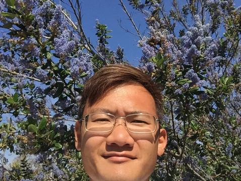 BOARD MEMBER SHOWCASE: Jason Chen, Member-at-Large