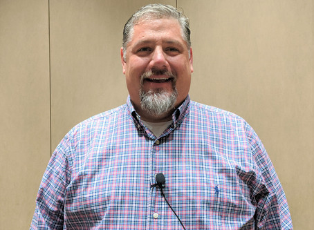 MEETING REPORT: Mark Berninger, Natural Resource Manager for SD Parks & Recreation Open Space Div.