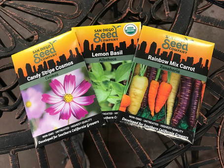 GROW IN ABUNDANCE: A Few Favorite Seed Companies