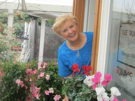 CATCHING UP WITH HOYs: Evelyn Weidner, 2001 Horticulturist of the Year