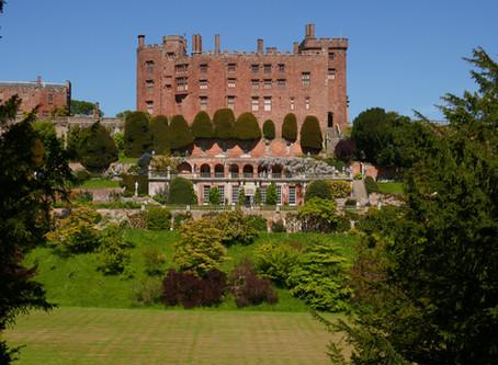 MY LIFE WITH PLANTS: Powis Castle Garden