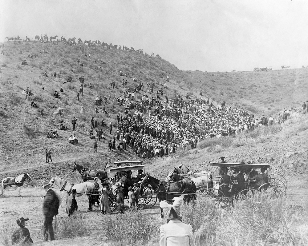 Photo credit: © San Diego History Center