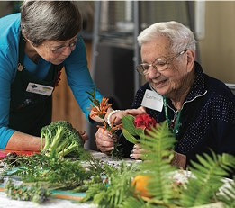 FROM THE MASTER GARDENERS: Master Gardeners Keep in Touch with Memory Care Communities During COVID