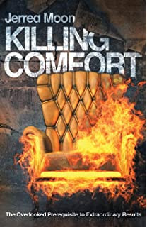 Book of the Week: Killing Comfort by Jerred Moon