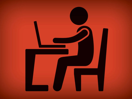4 tips to help limit sitting throughout your day...