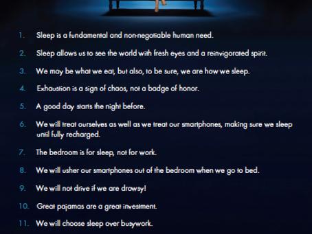 Weekly Read: The Sleep Revolution!