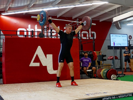 4 Exercises for a better Snatch!