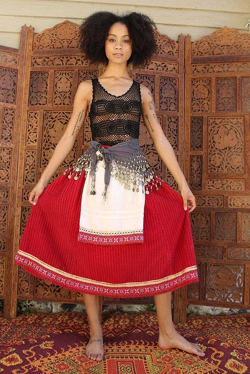 Milk Maiden Costume Skirt